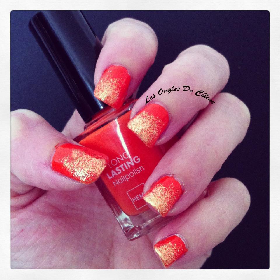 Orange flashy et doré: Un peu de soleil dans Swatches 74426_628993427116543_1591500208_n